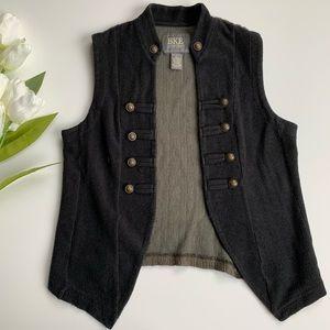 BKE outerwear   Black/Gray Vest